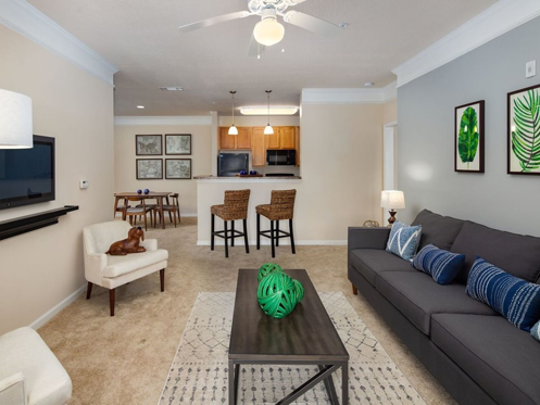 Guest Suites Available at Select HHHunt Apartment Communities