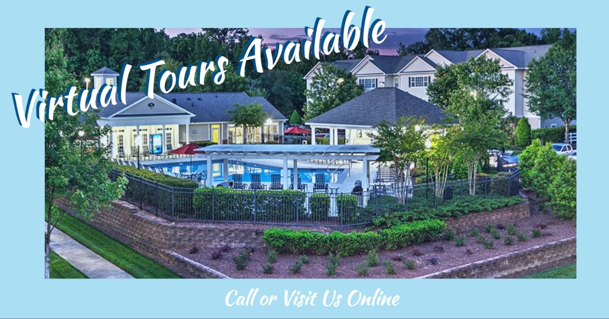 Virtual Tours Available At All Communities