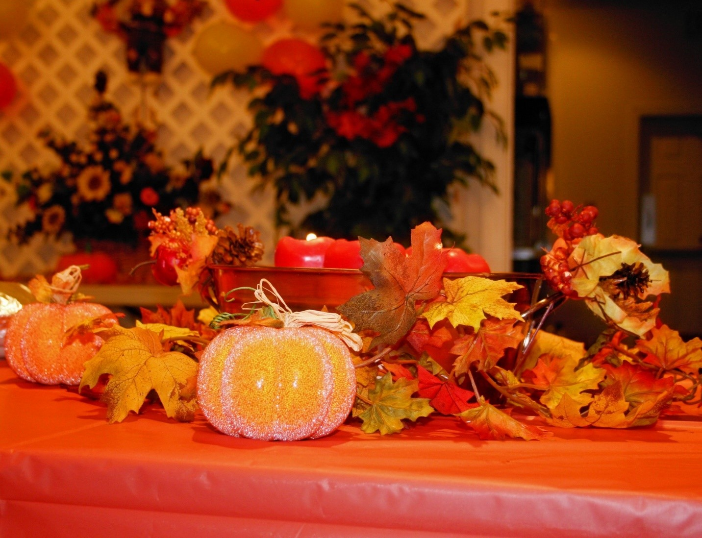 Decorating Your Apartment for Fall