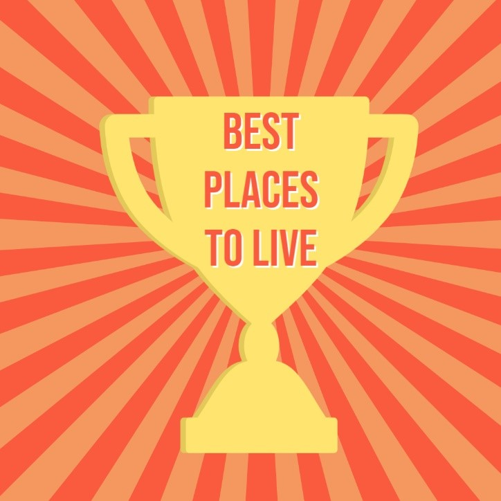Communities in the Best Places to Live