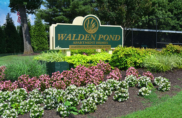 Walden Pond Apartments in Lynchburg, Virginia