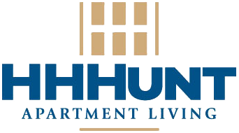 HHHunt Apartment Living Logo